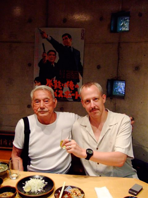 Marc Walkow and Joe Shishido